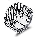 טבעת וינטאג' / יום יומי ( פלדת טיטניום )