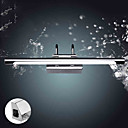 Stainless Steel LED Mirror Lights Acrylic 9W Bathroom Wall Lamps Make-up Lights Cold White/Warm White (Size:57X13.5X15)