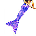 Colourful Shiny Metallic Mermaid Tail Cosplay Party Costume