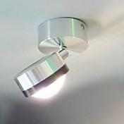 1 Integrované LED světlo Módní a moderní Galvanicky potažený vlastnost for LED Mini styl Včetně žárovky,Rozptýlené světlonástěnné