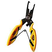 個 釣りツール プライヤー オレンジ イエロー グラム/オンス mm インチ,チタニウム ルアー釣り