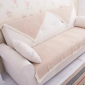 pata de gallo de algodón esteras sofá cojín de encaje 70 * 180