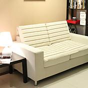 cojín del sofá blanco de algodón 70 * 120