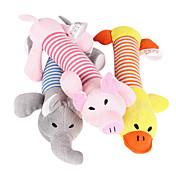 猫用おもちゃ 犬用おもちゃ ペット用おもちゃ 噛む用おもちゃ キーッ 卡通 プラッシュ