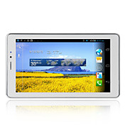 pulgadas Android 4.1.1 doble núcleo de la tableta 7 wifi 3g bluetooth (colores aleatorios)