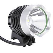 自転車用ヘッドライト LED Cree T6 サイクリング 防水 充電式 18650 1200 ルーメン バッテリー キャンプ/ハイキング/ケイビング サイクリング-照明