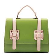 INLEELA Váltás Egy váll Messenger Bag (zöld)