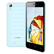 "DOOGEE Valencia DG800 4.5 ""IPS MTK6582 Android 4.4.2 WCDMA Smartphone (Back Touch, Smart Somatosensoriska, ATA, Assistive Touch)"