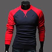 nono diseño del manguito rotador delgada de manga larga t-shirt