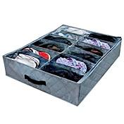 ストレージボックス 炭素繊維 とともに特徴 あります オープン , のために シューズ