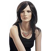 larga peluca sintética recta alta calidad