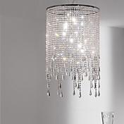 Lámparas Colgantes ,  Moderno / Contemporáneo Otros Característica for Cristal Metal Sala de estar