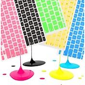 """coosbo® silicona colorida piel de la cubierta del teclado para 11.6 """", 13.3"""", 15.4 """", 17"""" pro macbook air / retina (colores surtidos)"""