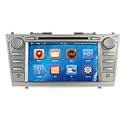 GPS、BT、IPOD、RDS、FM、タッチスクリーンを持つトヨタカムリ2007-2011用8インチ2 DINインダッシュカーDVDプレーヤー
