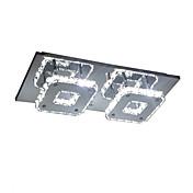 Vestavná montáž ,  moderní - současný design Galvanicky potažený vlastnost for LED Kov Ložnice Jídelna Chodba