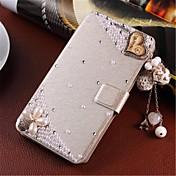 Para Funda iPhone 7 / Funda iPhone 7 Plus / Funda iPhone 6 / Funda iPhone 6 Plus Soporte de Coche / con Soporte / Flip Funda Cuerpo Entero