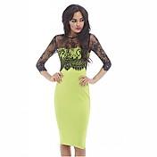女性のファッションスリムドレス(もっと色)