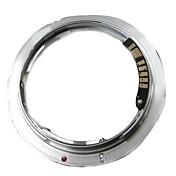 lente Pentax PK al adaptador de lente de la cámara EOS 7D para el 400d 450d 500d 550d 40d 50d 60d 5d