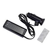 電圧の車デジタル時計&温度、3で1、USB充電器