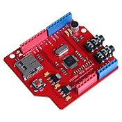 ArduinoのためのTFカードとgeeetech vs1053のmp3シールドボード
