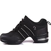 Zapatos de baile (Rosado/Blanco/Gris/Oro) - Dance Sneakers - No Personalizable - Tacón bajo