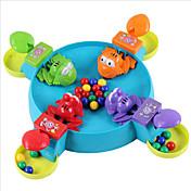 子供のおもちゃ、ゲーム、小さな緑のカエルゲームおもちゃ赤ちゃんのおもちゃ