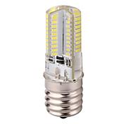 6W E17 LED corn žárovky T 80 SMD 3014 600 lm Teplá bílá / Chladná bílá Stmívací AC 110-130 V 1 ks
