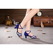 Chaussures de danse(Argent Or) -Non Perso...