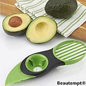 1 piezas Cutter & Slicer For de las frutas Plástico Cocina creativa Gadget / Alta calidad / Múltiples Funciones