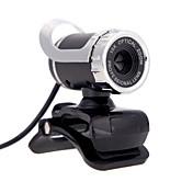USB 2.0 12 m HD kamera Web kamera za 360 stupnjeva sa mic clip-on za desktop skype računalo pc laptop