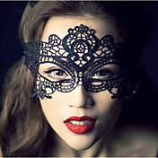 Mujer Encaje Celada-Boda Ocasión especial Casual Al Aire Libre Tocados Velos Jaula Máscaras 1 Pieza