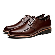 Homme Oxfords Confort Chaussures formelle...