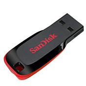 SanDisk Cruzer 16gb hoja flash USB 2.0 sdcz50-016g unidad de unidad de salto impulsión de la pluma
