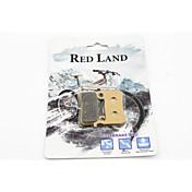 REDLAND 自転車ブレーキ&パーツ ブレーキディスク / ブレーキアダプタ DS4009 マウンテンバイク アルミニウム / アルミニウム合金