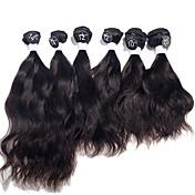 Lidské vlasy Vazby Brazilské vlasy Přírodní vlny 12 měsíců Vazby na vlasy