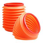 colección de coches shunwei® multifunción 4l flexibles balde sin tapa de agua / almacenamiento