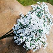 Hedvábí / Umělá hmota Dětský dech Umělé květiny