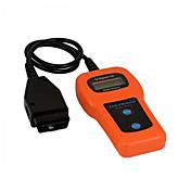 U281 memoscan lata bus automotriz obdii auto obd2 diagnosticar código de la herramienta escáner lector
