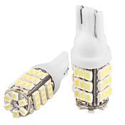 T10 Coche Blanco Luz de Direccional