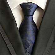 ペイズリー古典的な男性のネクタイ結婚式のパーティーの贈り物