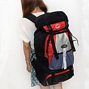 80 L Paquetes de Mochilas de Camping Bolsa de Viaje mochila Mochila Acampada y Senderismo ViajeImpermeable Listo para vestir