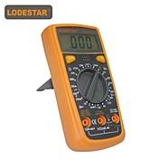 LODESTARの手のひらサイズのデジタルマルチメータのld3801a