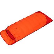 Bolsa de dormir Saco Rectangular Sencilla -10℃ Plumón de Pato 1500g 220X85 Viaje Mantiene abrigado Jungleking