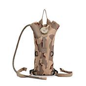 7 L バックパッキング用バックパック サイクリングバックパック ベルトポーチ 狩猟 釣り 登山 乗馬 サイクリング/バイク キャンピング&ハイキング 旅行 防水 防雨 ナイロン