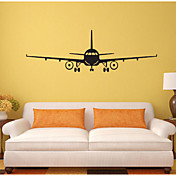 Former / Transport Wall Stickers Fly vægklistermærker,vinyl 100*32CM