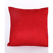 Poliéster Cobertor de Cojín,Con Texturas Tradicional