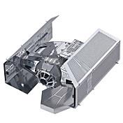 Puzzle 3D puzzle / Kovové puzzle Stavební bloky DIY hračky Kov Růžová Modelování