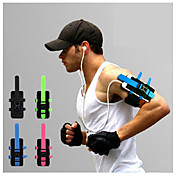 Mobiltelefonetui Armbånd for Fitness Cykling Løb Sportstaske Kompakt LøbetaskeIphone 6 Plus/6S Plus/7 Plus Alle Mobil Samsung Galaxy S4