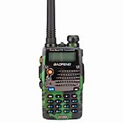 宝豊 ハンドヘルド / デジタル UV-5RA FMラジオ / 音声プロンプト / デュアルバンド / デュアルディスプレイ / デュアルスタンバイ / LCDディスプレイ / CTCSS/CDCSS 1.5KM-3KM