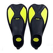 ダイビングフィン 保護 ショートフィン ダイビング&シュノーケリング 水泳 シリコーン